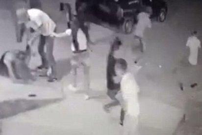 Así asesinan a tiros a una chica en su fiesta de cumpleaños
