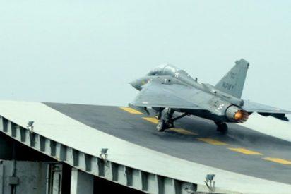 Así es el avión de combate naval ligero de la India