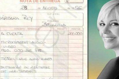 Este es el documento que deja con el culo al aire a Bárbara Rey ante Juan Carlos I
