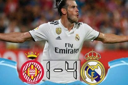 Un Real Madrid reversible y un gran resultado