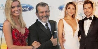 Antonio Banderas, David Bisbal y Olivia Palermo brillan en la Gala Starlite