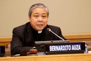 El Vaticano confirma el nombramiento de Auza como nuevo nuncio en España