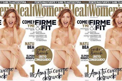 'Telecinco': Sandra Barneda se desnuda del todo... para una revista