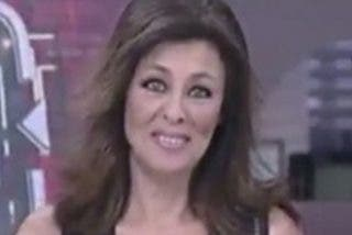 A Beatriz Pérez Aranda le da un ataque de risa en pleno informativo del Canal 24 Horas de TVE