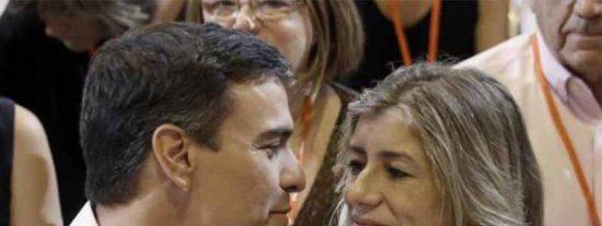 ¿Sabías que Pedro Sánchez obliga a las empresas a decir lo que ganan sus empleados pero oculta el sueldo de su mujer?