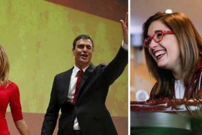 """Martu 'Tuitstar' Garrote: """"Que Pedro Sánchez enchufe a su señora y coloque a sus amigos, pero que no nos tome por gilipollas, por favor"""""""