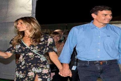 La Moncloa esconde la factura del viaje en Falcon de Pedro Sánchez a ver a 'The Killers' como 'secreto oficial'