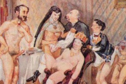 Los Borbones y su desenfrenada afición al amor y el sexo
