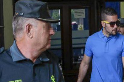 Este miembro de 'La Manada' ha sido detenido tras intentar robar unas gafas de sol en El Corte Inglés
