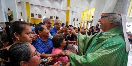 """Brenes aboga por que la Iglesia vuelva """"lo más pronto posible"""" al diálogo nacional en Nicaragua"""