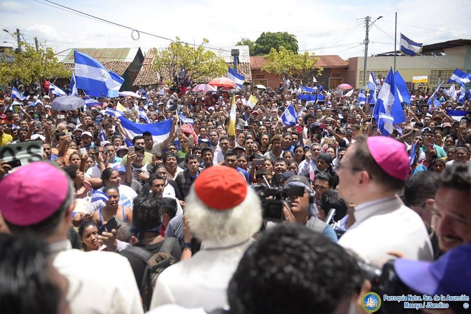 """El Consejo Mundial de Iglesias da su """"total apoyo"""" a los obispos nicaragüenses"""