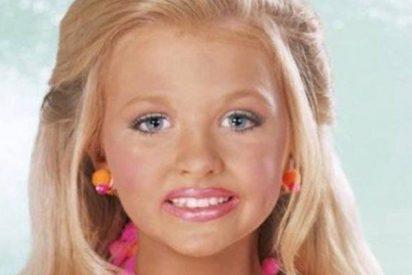 Tiene solo 5 años y ya se depila e inyecta botox para los concursos de belleza infantil