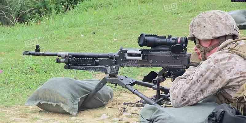 El tiro con un arma octogenaria con el que el britanico mata a un cabecilla del ISIS a 2 kilómetros de distancia
