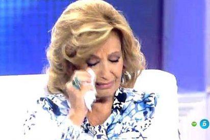 """Cabreo monumental de María Teresa en 'Las Campos': """"Ya me gustaría que todo el mundo creyera en mí como creo yo"""""""