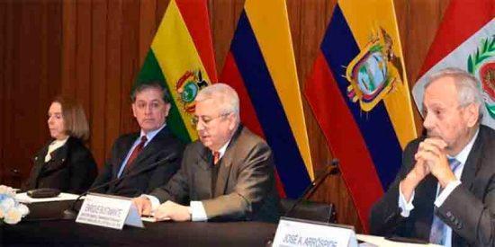 La exigencia que Colombia, Ecuador y Perú hicieron al dictador Nicolás Maduro