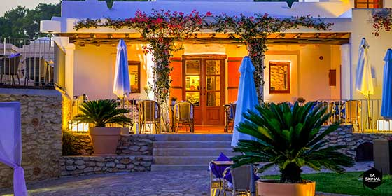 Hoteles boutique en Ibíza