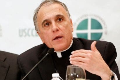 """DiNardo: """"El Papa sabe cuán profundamente el pecado destruye vidas"""""""