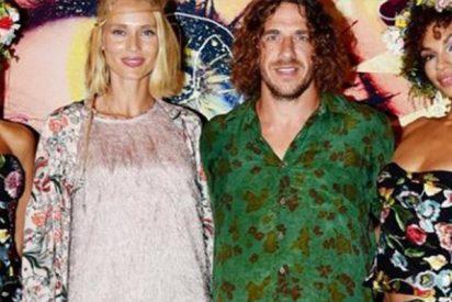 Carles Puyol, Vanesa Lorenzo, C. Tangana y Mar Saura, protagonistas de la Flower Power de Ibiza