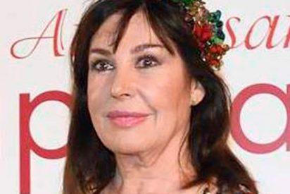 Carmen Martínez Bordiú ya firma como duquesa de Franco