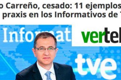 """Los 'purgados' de RTVE señalan al digital de Nacho Escolar: """"Se lo filtran todo a Vertele para que nos denigre"""""""