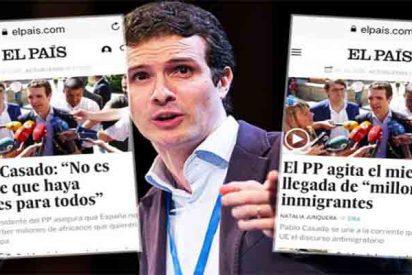 ¿Retoca 'El País' sus titulares para ajustarse al argumentario que manda Moncloa contra el PP?