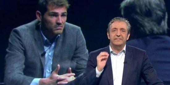 Iker Casillas fulmina con esta tres palabras a 'El Chiringuito' de Pedrerol