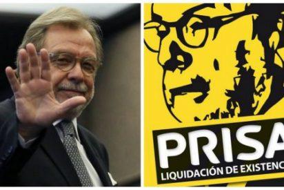 """Juan Luis Cebrián o El ángel exterminador: """"Algunos accionistas comparaban su parasitismo con un muerto viviente"""""""