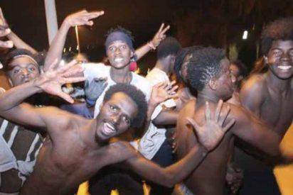 La Guardia Civil arresta a los 10 'capos' inmigrantes que organizaron el violento el salto a la valla de Ceuta