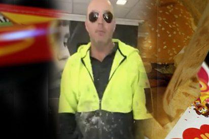 Este cliente de McDonald's paga la comida a un anciano desconocido