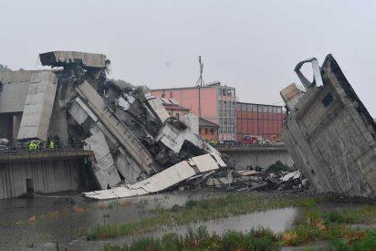 """El cardenal Bagnasco, tras el derrumbe del puente: """"Génova está herida, pero no plegada"""""""
