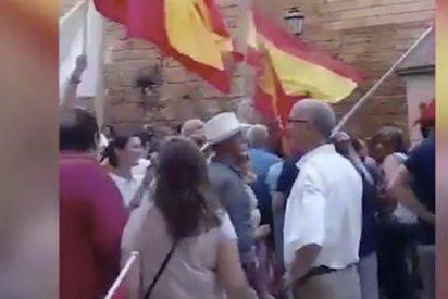 "Acojonan a los golpistas al grito de: ""¡Felipe, tranquilo, Mallorca está contigo!"""