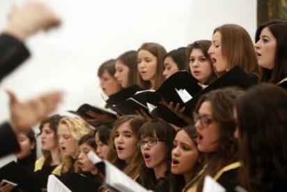 El coro de la UPSA canta en Alemania