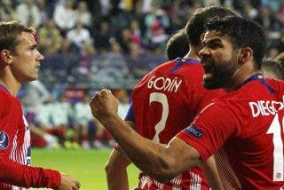 Atlético de Madrid 4 - Real Madrid 2: Supercopa y SuperCosta