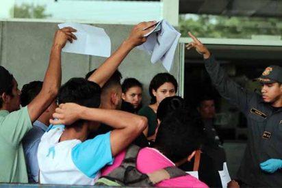 Crisis migratoria: Una ola de refugiados llega a Costa Rica huyendo de la represión en Nicaragua