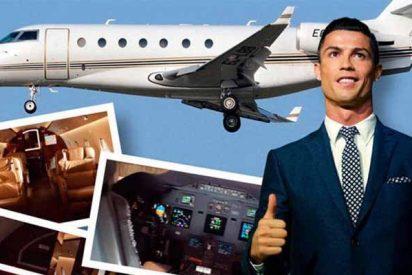 Estos son los 7 cracks del fútbol que tienen los jets privados más caros