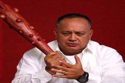 El verdugo Diosdado Cabello se burla de los venezolanos que huyen de la hambruna chavista