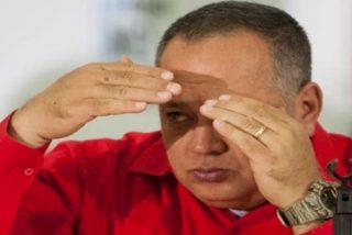El verdugo Diosdado Cabello: