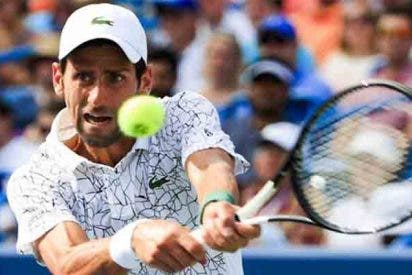 Djokovic ganar a Federer en Cincinnati y logra un record impresionante