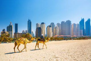 Encarcelan a una mujer británica en Dubai por tomar vino en el vuelo de ida
