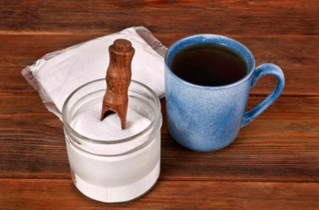 sucralosa y café