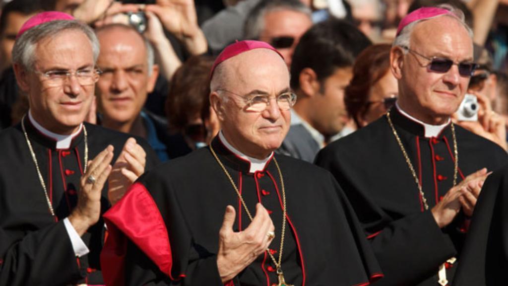 Los cardenales norteamericanos desmontan las acusaciones de Viganò