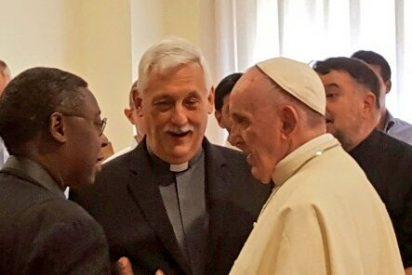 El Papa volvió a almorzar con los jesuitas en la fiesta de San Ignacio