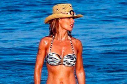 Emma García, el 'ojito derecho' de Vasile, luce tipazo en bikini