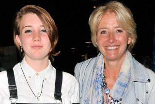 La hija de Emma Thompson víctima de abusos en el Metro de Londres