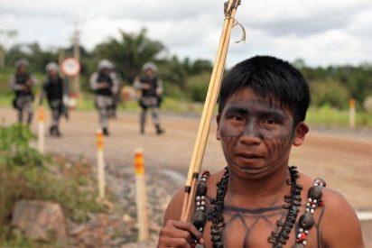 """Indígenas latinoamericanos tildan de """"proyecto de muerte"""" el modelo globalizante neoliberal"""