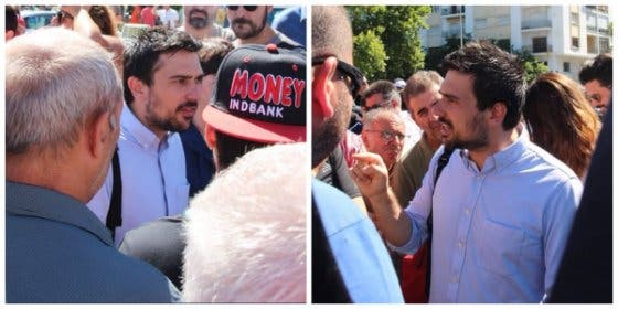 """'Espiblack' presume foto con los taxistas y se lleva un bestial guantazo: """"Eres la Belén Esteban de la política"""""""