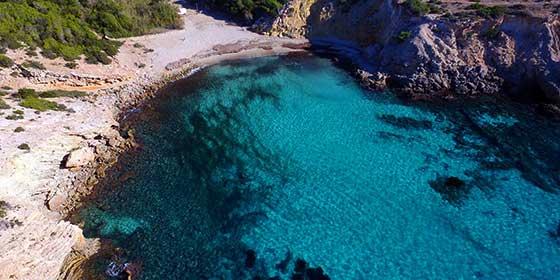 Un viaje al corazón de Ibiza y Formentera