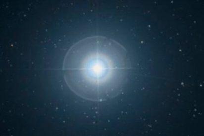 Esta estrella puede servir para explicar el desorden del sistema solar exterior