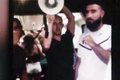 Detienen a estos nueve evangelistas alemanes por provocar el pánico en el metro de Valencia