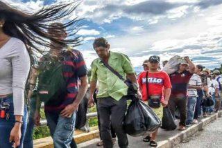 Organización Internacional para las Migraciones (OIM): 'La huida de venezolanos de su país es una crisis internacional'